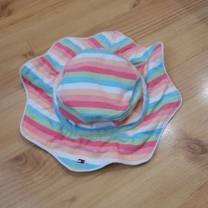Reversible Tommy Hilfiger Baby Hat